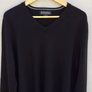 Brooks Bros. Merino Wool Sweater - Med